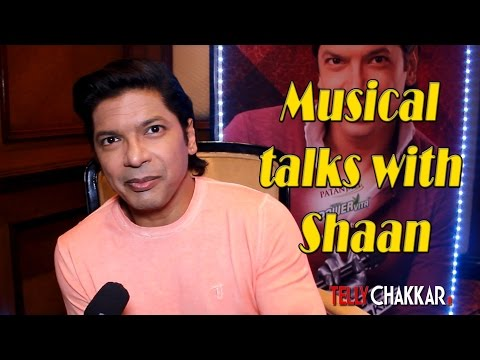 Neeti & Shekhar are competitive judges : Shaan | Tellychakkar | Interview