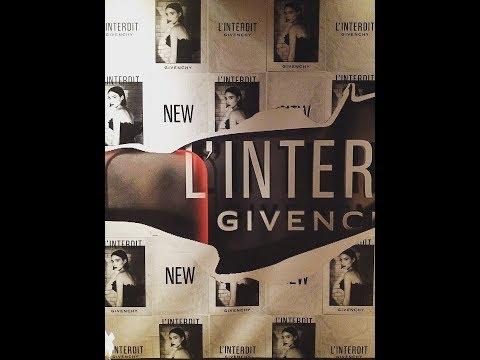 Новый аромат: L'Interdit (2018) Givenchy / мое мнение о парфюме