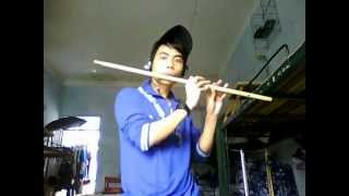 we were in love (t-ara)  - bamboo flute