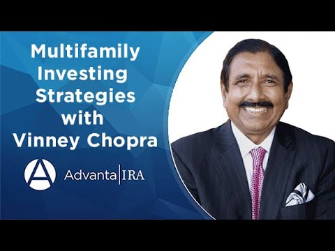 Multifamily Investing Strategies with Vinney Chopra