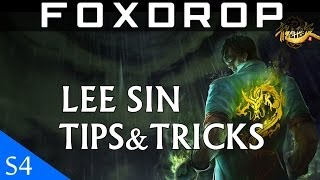 Lee Sin Advanced Tricks - How to Insec, KickFlash | League of Legends