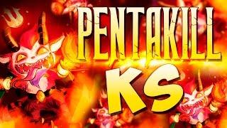 EL PENTAKILL KS DEL INFIERNO!!! RETO SEMANAL