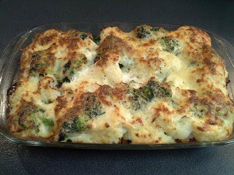 gratin-aux-légumes-et-viande-hachée-كراتان-بالخضر-والكفتة