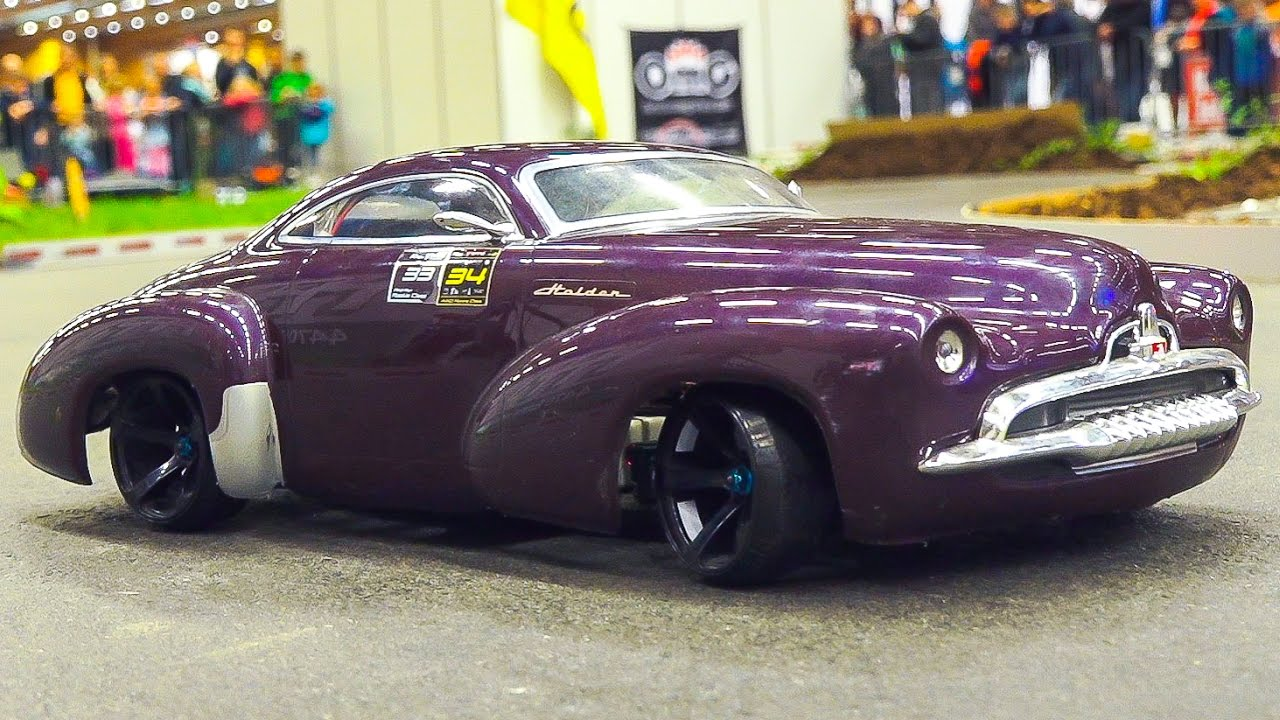 Great Rc Drift Car Race Model Action Old Us Buick