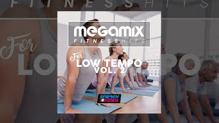 E4F - Megamix Fitness Hits For Low Tempo Vol. 02 - Fitness & Music 2018