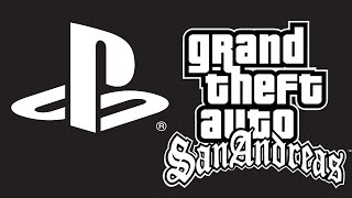 [PS2] Grand Theft Auto: San Andreas (2004) Gameplay