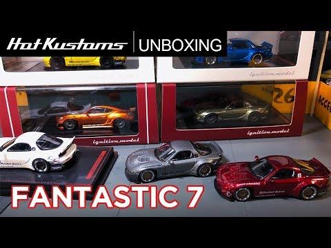 Ignition Model Fantastic RX7 FD3S Finale