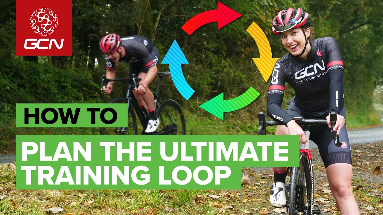 How To Plan The Ultimate Cycling Training Loop