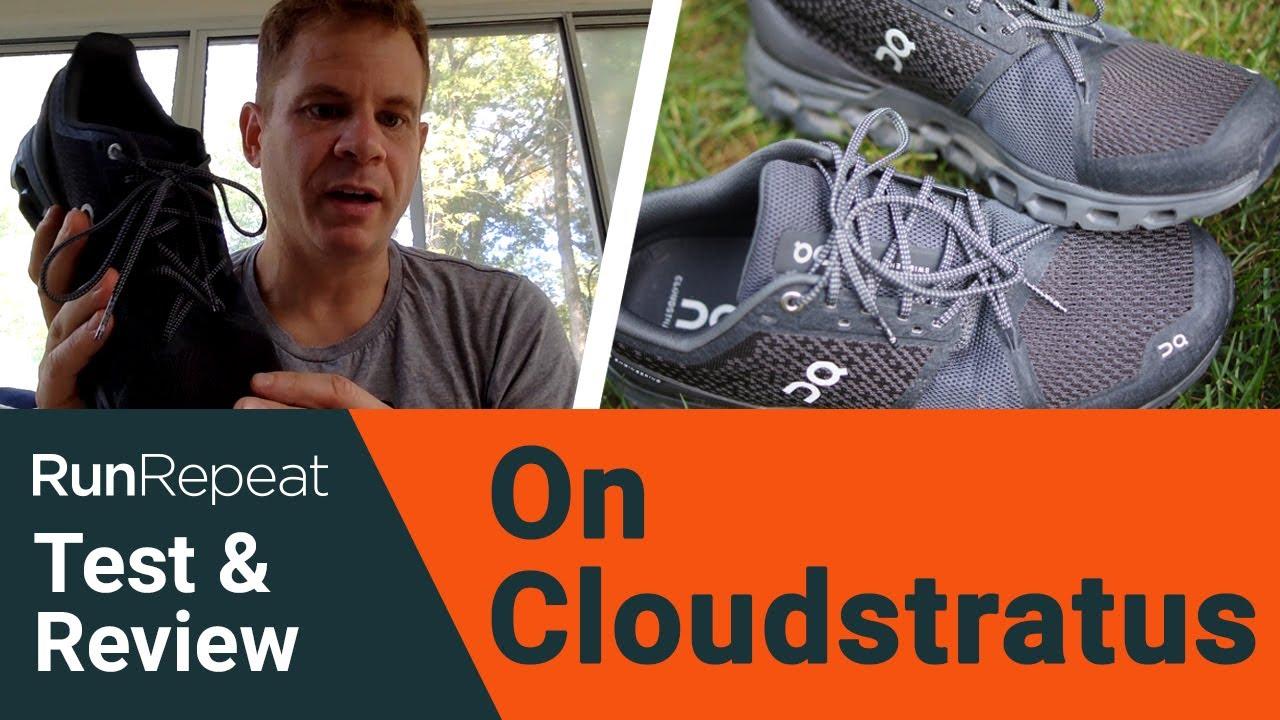 stable marathon training shoe