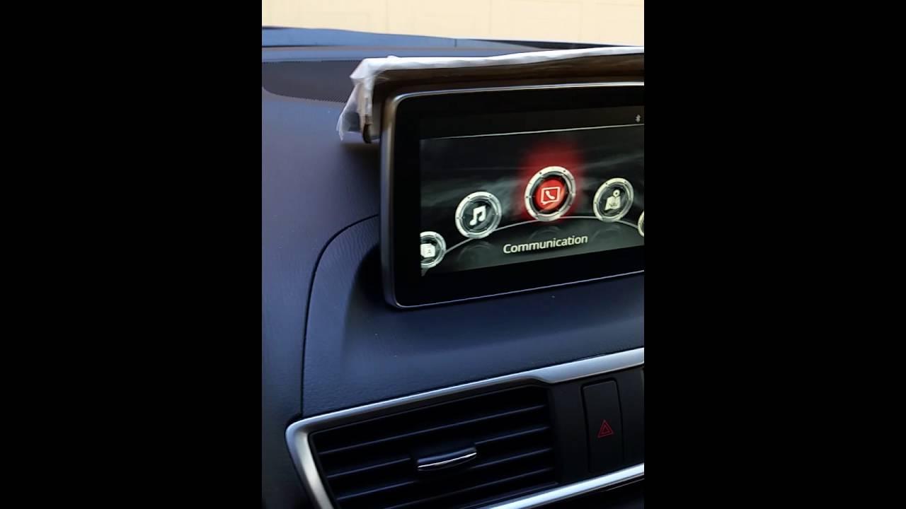 Mazda 2016 3 Screen Overheats My Fix