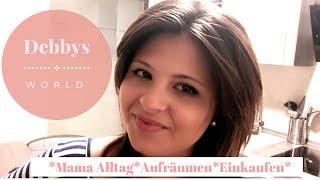 ☕🌞Jeden Morgen das gleiche|Morgen Routine|Vlog|Alltag mit Kind|Debbys World