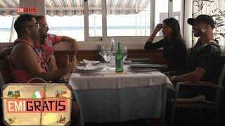 Emigratis 3 - Un pranzo in compagnia di Simone Zaza e Chiara Biasi