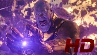 БИТВА НА ТИТАНЕ / Команда Тони Старка против Таноса [1/3]. Мстители 3: Война бесконечности. 2018