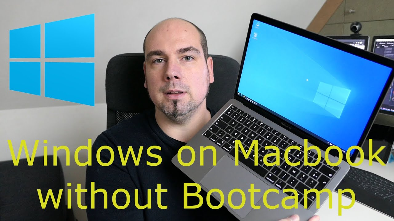 Install Windows on a 28/28 MacBook without Boot Camp Assistant