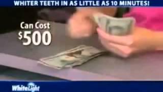 Отбелить зубы и сохранить деньги