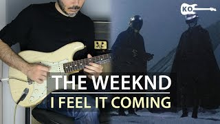 Download The Weeknd - I Feel It Coming ft. Daft Punk - Electric Guitar Cover by Kfir Ochaion MP3 song and Music Video