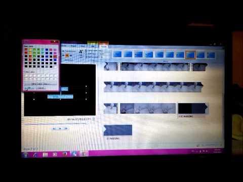 แนะนำวิธีใช้โปรแกรม Windows  movie  maker