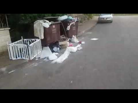 רון קובי, כמה עוד תושבי טבריה יוכלו לסבול מהזבל בעיר ??