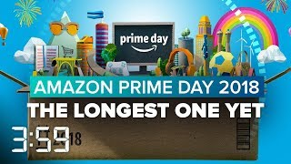 This year's Amazon Prime Day is longer than ever (The 3:59, Ep. 424)