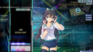 [Osu!mania] Ryu* - Mind Mapping (kors k mix) (Insane)