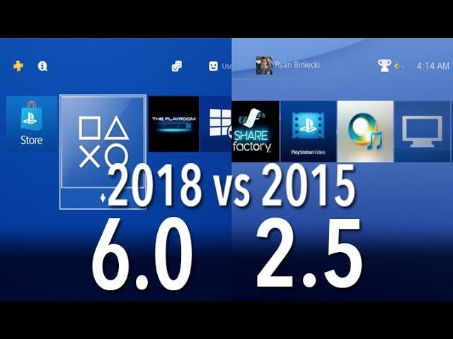 Посмотрите, как изменилось быстродействие PS4 за последние три года — видео