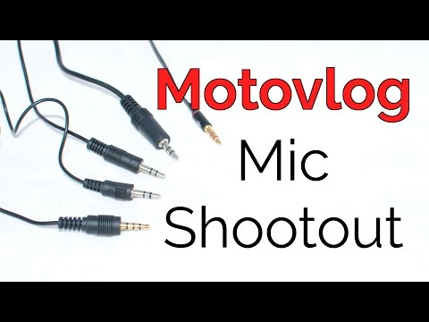 Sony Action Cam External Mic Test With Rode Videomic Pro