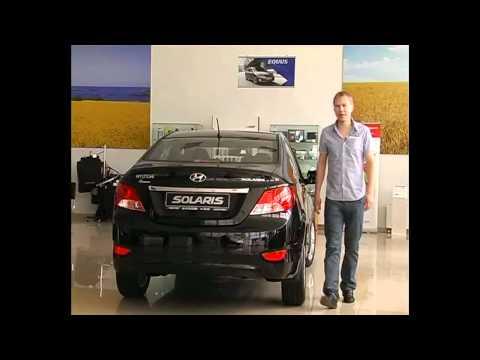 Hyundai Solaris в программе Коробка передач