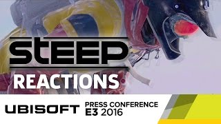 Steep Looks Beautiful but Confused - E3 2016 GameSpot Post Show