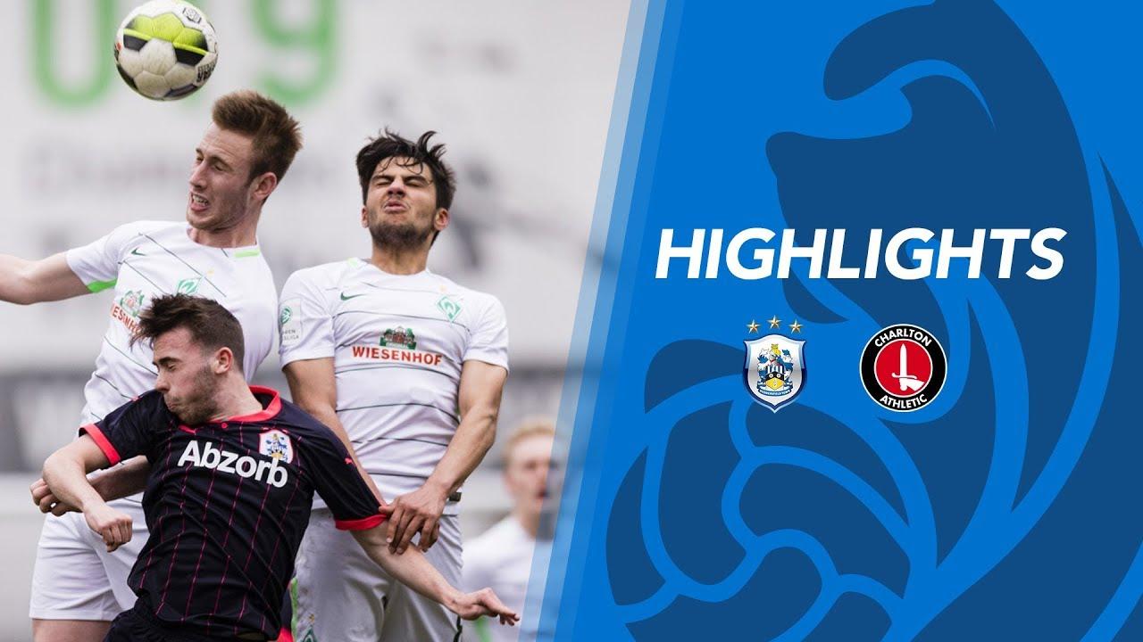 HIGHLIGHTS: Huddersfield Town U18s 1-5 Charlton