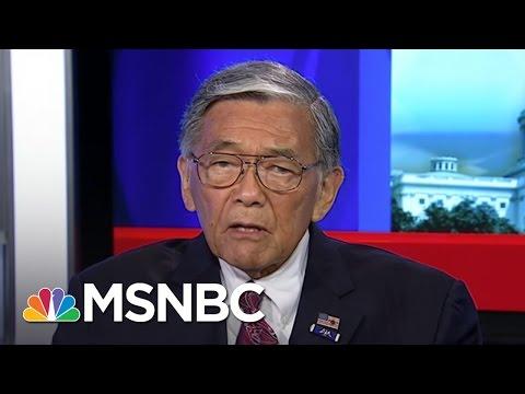 Fmr. Transportation Secretary Recalls 9/11 From The White House | MSNBC