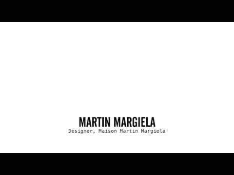 Exclusive Interview w/ Martin Margiela   TMI