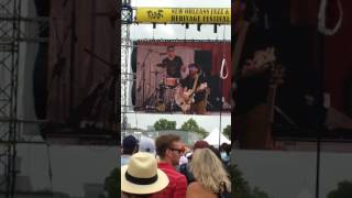 "MARC BROUSSARD - ""Crying"" - Jazzfest (4/29/17)"