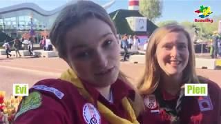 #ScoutVlog 119 - Herdenken in Madurodam