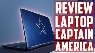 Review Laptop Captain America - Lawa Dowh!
