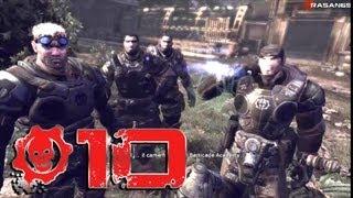 Gears of War (PC) walkthrough part 10