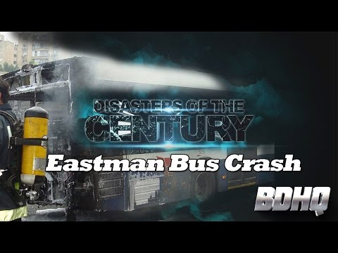Eastman Bus Crash - Disasters of the Century