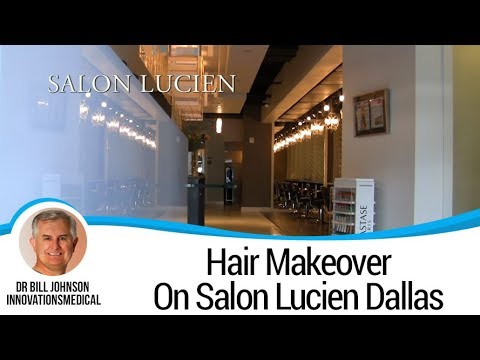 Salon Lucien Dallas - Hair Makeover 2011