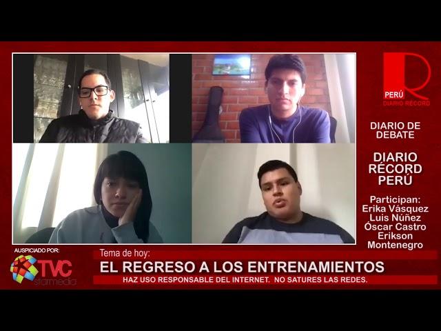 #RécordTV | El regreso a los entrenamientos, en debate por el equipo Récord