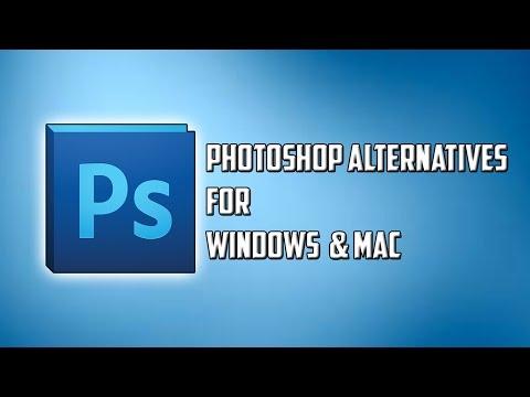 Best Alternatives for Photoshop [Windows & Mac]