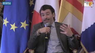 41ème MatinaleEco MNCA Région Sud, Maximilien PELLEGRINI, Directeur Général Délégué Eau France Suez