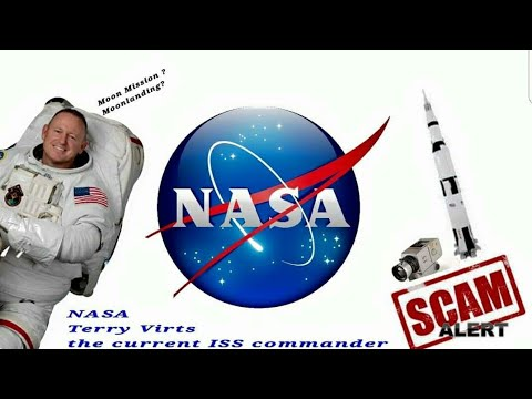 HOAX NASA Busted ISS Space station commander accidentaly admits Big Secret