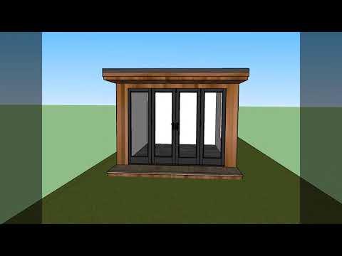 3m x 4m Canopy Room