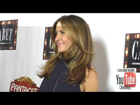 Michelle Clunie at the  Of Cabaret At Hollywood Pantages Theatre