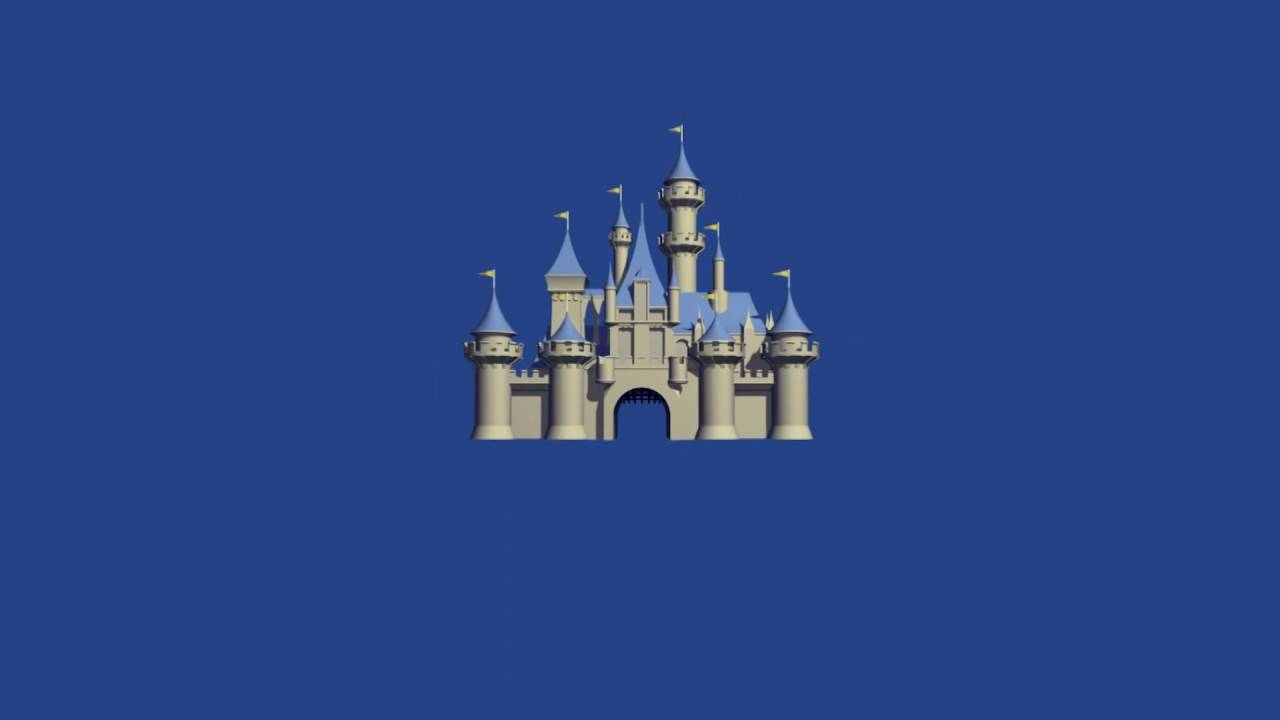 Walt Disney Pictures (1995) Logo Remake (Pixar Version) (Toy Story ... for Disney Pixar Logo Castle  156eri