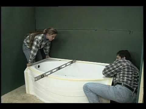 Bain installation youtube - Comment laver serviette de bain ...