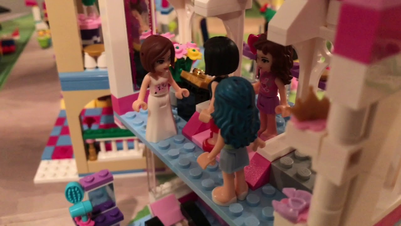 Lego Friends Season 4 Episode 8 Wedding Youtube