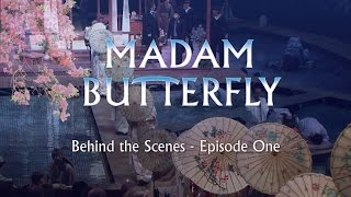 Madam Butterfly Behind The Scenes Film 1