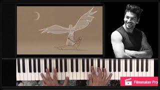 اصابك عشق - عبد الرحمن محمد - بيانو - عزف