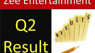 Zee Entertainment Q2 Result Analysis