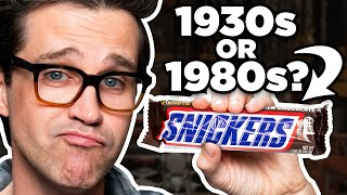 Download 100 Years Of Candy Taste Test Mp3 and Videos